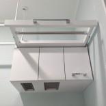 タオルが引き出せる吊戸棚 サムネイル